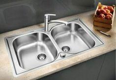 Sink, Kitchen, Home Decor, Sink Tops, Cuisine, Kitchens, Interior Design, Home Interior Design, Sinks