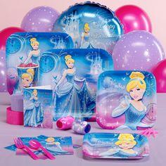 http://partycreations101.com/cinderella-birthday-party-theme