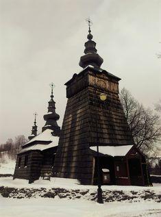 Cerkiew św Dymitra w Szczawniku