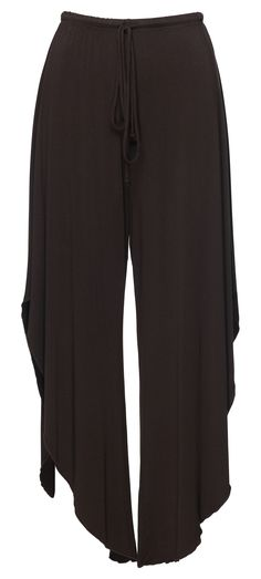 NYTT Uneven Hem Pant in Washed Black / Manage Products / Catalog / Magento Admin
