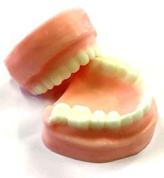 A personal favorite from my Etsy shop https://www.etsy.com/listing/464910668/denture-soap-set-false-teeth-gag-gift