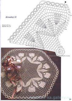 Photo from album Free Crochet Doily Patterns, Crochet Doily Diagram, Crochet Motifs, Crochet Mandala, Thread Crochet, Filet Crochet, Irish Crochet, Crochet Shawl, Crochet Lace