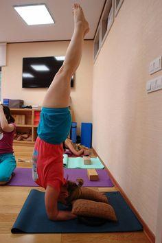 90 Best Iyengar Yoga Inversions Images Iyengar Yoga Yoga