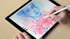 Create paintings and drawings on the go