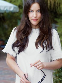 Liv Tyler at a photo shoot for the summer issue of the magazine «California Style». Taken in April 2014. Photo by: Matt Jones