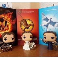 This is awesome although i think it would be better if the last katniss is dressed like a soldier with her uniform and so on