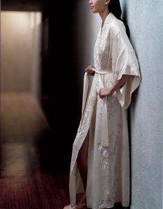 Natori Fall 2009 #Lingerie #Robe