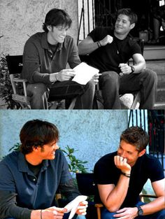 Dean and Sam have the best relationship