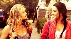 emison | Pretty Little Liars TV Show Emison vs. Paily