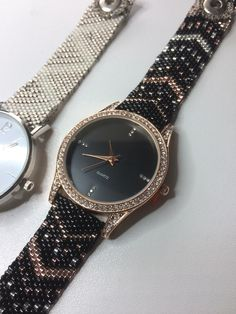 Bracelet Watch, Projects To Try, Watches, Beads, Travel, Accessories, Women, Arm Candies, Watch Bracelets