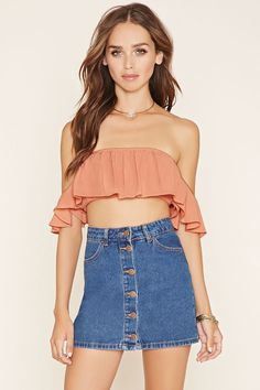 Kim Kardashian Off-The-Shoulder Top - 10 Ways to Rock The Sexy Spring Trend