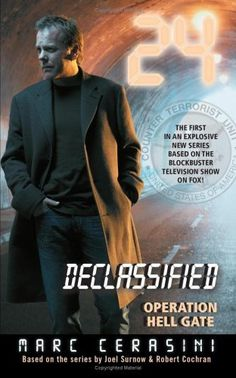 Books in the series of 24.  If you're looking for some action based novel which is purely for entertainment I've found the books to be well written. You won't learn anything, you won't be asked to contemplate about life, but you will be able to relax.