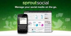 Pour ne plus rater aucun message sur vos réseaux sociaux & bénéficier de statistiques complètes. http://sproutsocial.com/