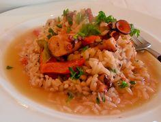 Arroz de Polvo Malandrinho | Octopus rice