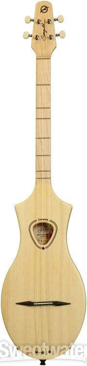 Seagull Guitars Merlin Mountain Dulcimer - Natural | Sweetwater.com