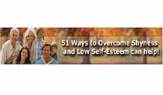 Do you have low self-esteem? Do social situations stress you out? 51 Ways to Overcome Shyness and Low Self-Esteem can help! 6 Pack Abs Workout, How To Start Conversations, Low Self Esteem, It's Easy, Raising, Like You, Stress, Positivity, Learning