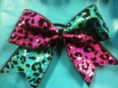 3 inch 3  cheer bow all star cheerleading by blingitoncheerbows, $15.00