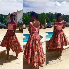 "1,195 Likes, 13 Comments - We Love Ghana Weddings (@weloveghanaweddings) on Instagram: ""Love it! @equa._.akuaba dress by @pistisgh #weloveghanaweddings"""