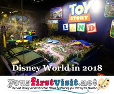 Here are my thoughts on rides, hotels, crowds and such at Disney World in 2018.
