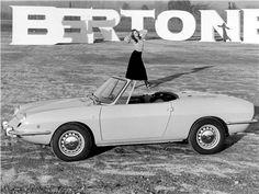 Fiat 850 Sport Spider (Bertone), 1968-73 Fiat 850, Fiat Abarth, Fiat Spider, Steyr, Ferrari, Maserati, Cars And Motorcycles, Evolution, Automobile
