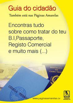 Guia do Cidadão também está nas Páginas Amarelas
