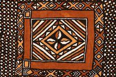 Très grand bogolan du Mali (194cm X 220cm) - Africouleur