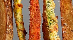 You can make your own delicious zucchini fries at home, no deep fryer required.