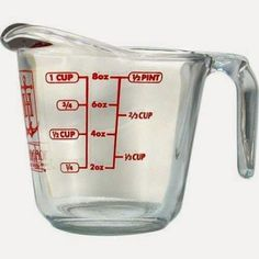 Baking Tools and Accessories - Shop By Category - Bakeware Anchor Glass, Cup Decorating, Baking Soda Face, Read Red, Glass Measuring Cup, Baking Tools, Anchor Hocking, Your Recipe, No Me Importa