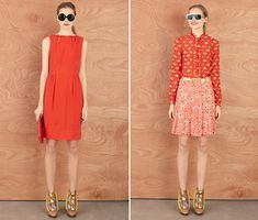 LOVING Karen Walker fall collection - click to see more