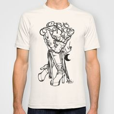 Boots T-shirt by Lynette K. - $22.00  Awesome Art!!