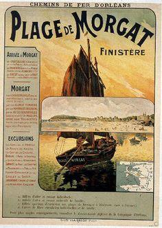 Plage de Morgat   Crozon  Finistère Bretagne