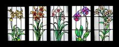 Early 1900s Stained Glass windows
