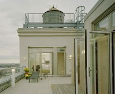 SPG Architects :: Work : Apartments / Lofts : Chelsea Penthouse New York City