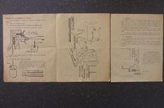 Citroën.Chronique Technique n°2 Réglage  C4F-C6F  embrayages 1931 / Réf 05 | Collections, Objets publicitaires, Publicités papier | eBay!