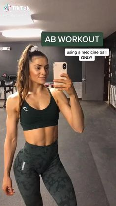 Slim Thick Workout, Full Body Gym Workout, Slim Waist Workout, Gym Workout Videos, Gym Workouts, Abdo Workout, Gymnastics Workout, Thigh Exercises, Flexibility Workout