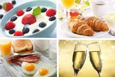 Champagne breakfast ideas Champagne Breakfast, Best Breakfast, Breakfast Ideas, Birthday Morning, Morning Food, French Toast, Brunch, Food And Drink, Birthday Celebrations