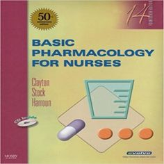 Test Bank for Basic Pharmacology for Nurses 14th edition by Clayton Stock and Harroun
