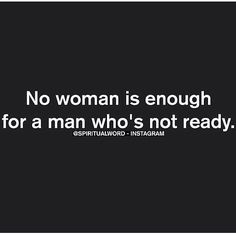 Don't take it personal ladies. If he's not ready he's not ready. Learn why at LoveLifeTBD.com