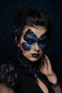 Мастер класс по аква-гриму Stefano Dee http://vk.com/stefano_dee Ученица Александра Иванченко http://vk.com/id_alohaoi Модель Дианочка Шиловская http://vk.com/ya_malenkaya_loshadka фото Рыжая Кошка http://vk.com/id.house фотостудия Premium-Foto http://vk.com/premium_foto_ru  #girl #photo #fashion #costumes #gothic  #flowers #inspiration #color #Dress #Model #photostudio #MUAH #makeup #hairstyle