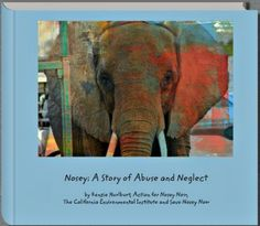 In Collaboration With CEI & SNN, We Proudly Present Our Book About Nosey!