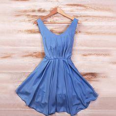 Smart Mauve Dress - one left