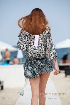 animal print beachwear PBBS by blush&mai