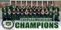 With the regular season now at an end, your Bobcats are the 2017 MAC East Division Champs! #BleedGreen