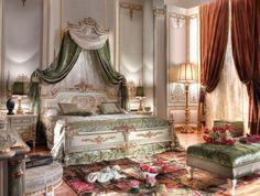 Luxury Italian Furniture... My dream bed!