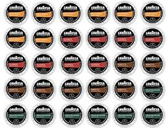 30 Count  Lavazza KCup Variety Pack Sampler  For Keurig KCup Brewers ** Click image to review more details.