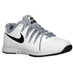 Scarpe da Tennis - Vapor Court Tennis Shoes Ampio 4e - Bianco Lupo grigio  nero - 9 4e Us 4ed5420153e