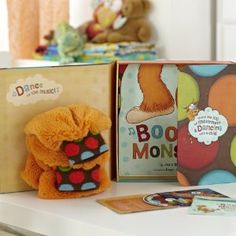 Why put on dancing shoes when you could boogie down with funky Boogie Monster Leggings instead? The Boogie Monster Dance kit illustrates just how groovy reading is. Boogie Monster, Sock Monster, Monster Book Of Monsters, Monster Party, Childrens Gifts, Childrens Books, The Boogie, Dance Gifts, Thing 1