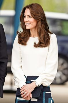 The Year in Kate Middleton's Hair, 2016 Edition