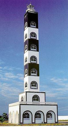 Lighthouse, Sergipe, Brazil