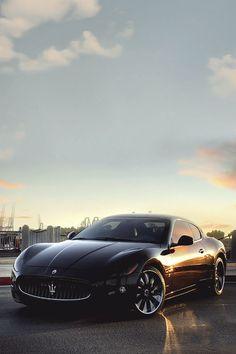 Nothing sexier than a Maserati. Maserati Granturismo, Maserati Alfieri, Ferrari, Maserati Gt, Luxury Sports Cars, Super Sport Cars, Super Cars, My Dream Car, Dream Cars